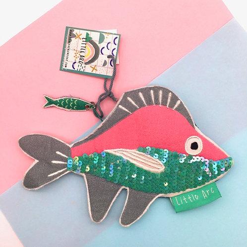 Fish Coin Purse