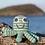 Thumbnail: Crochet Octopus Rattle - cool colours