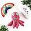 Thumbnail: Crochet Rainbow Rattle