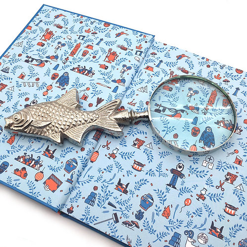 Fish Magnifying Glass