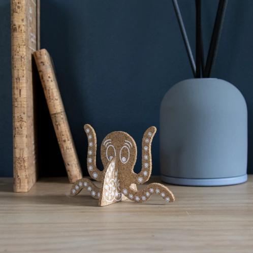 Cork 3D Octopus Pop-Up