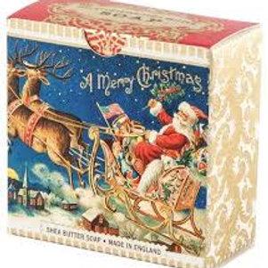 Christmas Sleigh Little Soap