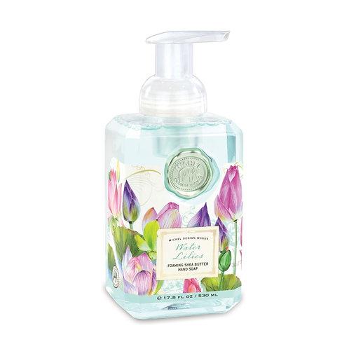 Water Lilies Pump Soap