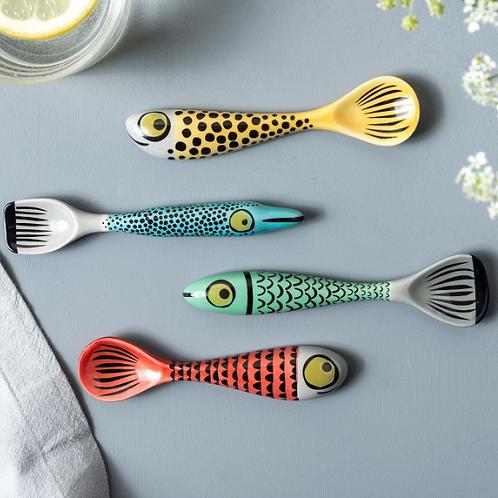 Hannah Turner Fish Spoons