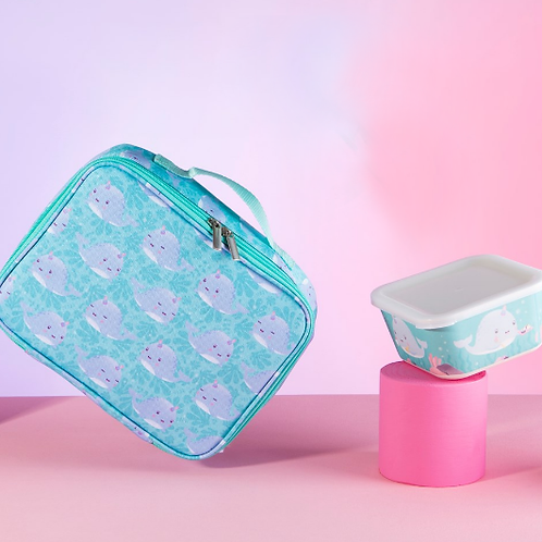 Narwhal Lunch Bag