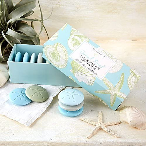 Coral Reef Guest Soaps