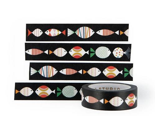Fish Washi Tape
