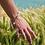 Thumbnail: Silver Seashell Charm Bracelet