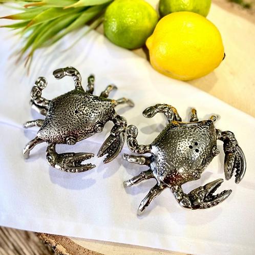 Crab Cruet Set