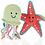 Thumbnail: Crochet Jellyfish Rattle