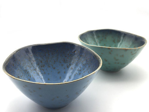 Seaspray Stoneware Bowl