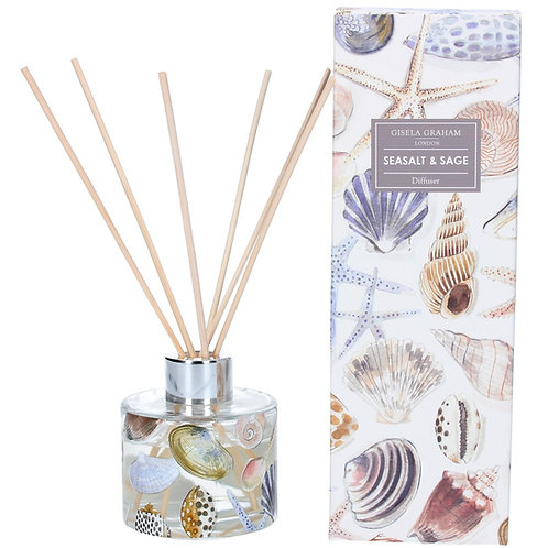 Boxed Shells Reed Diffuser