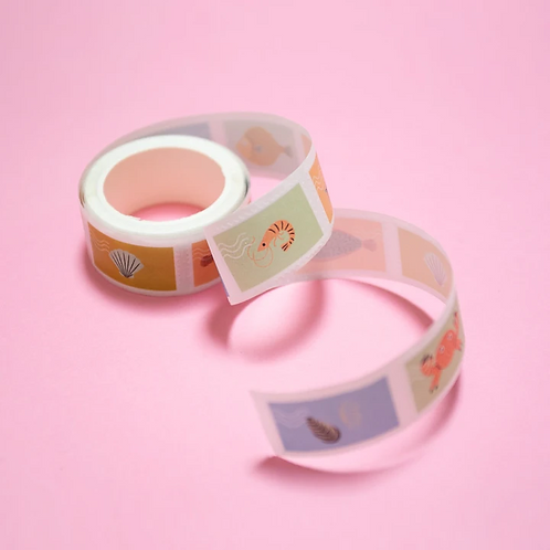 Fish Washi Stickers