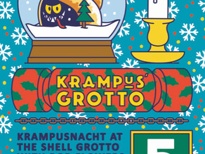 Krampusnacht at the Grotto
