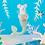 Thumbnail: Mermaid Mouse Felt Decoration