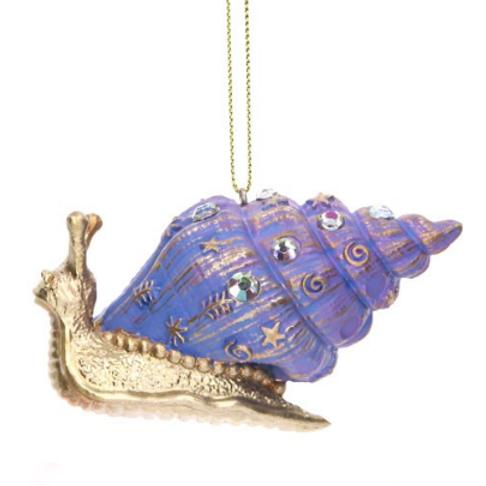 Resin Snail Decoration