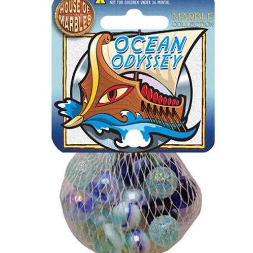 Ocean Odyssey Marbles