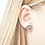 Thumbnail: Anchor & Rope Stud Earrings