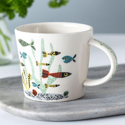 Hannah Turner Fishes Mug
