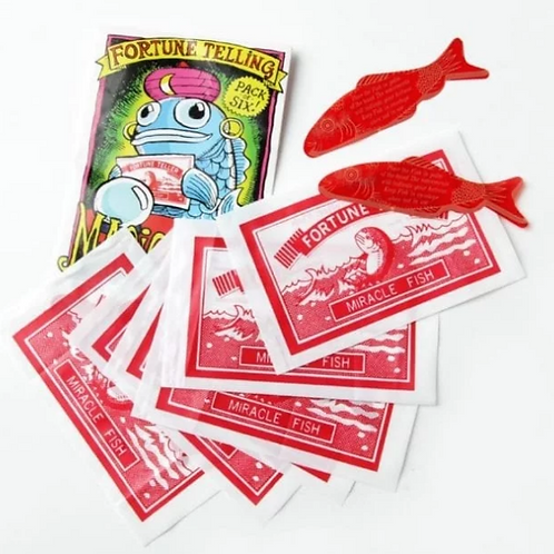 Fortune Telling Fish Pack