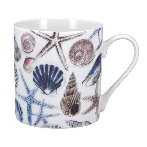 Bone China Shells Mug