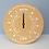 Thumbnail: Cork Beach Tide Clock