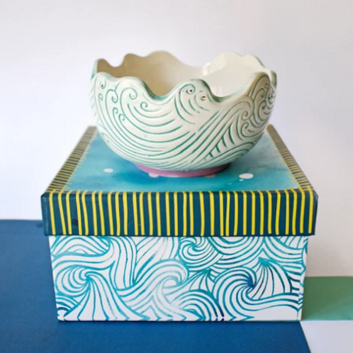 Turtle Wave Bowl