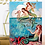 Thumbnail: Three Mermaids Birthday Card