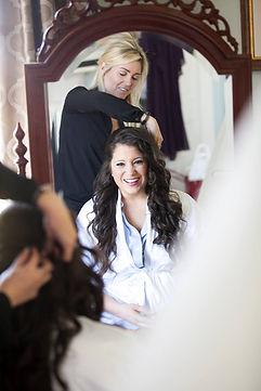 Chloe with bride.jpg
