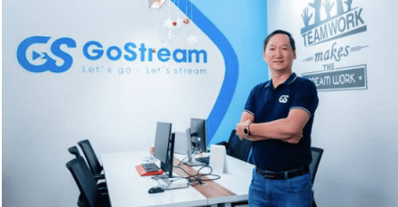 GOSTREAM SECURED $1M SERIES A FROM VINACAPITAL TO INVEST FURTHER IN LIVE VIDEO STREAMING