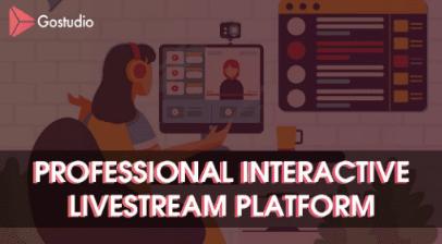 GoStudio: Pioneers in Interactive Livestream Technology