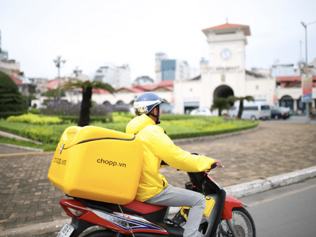 Chopp.vn Setup to Take Advantage of Grocery Delivery Services Growth in Vietnam