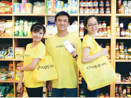 Online Groceries with Chopp.vn and The Mission to Change Vietnamese Shopping Behavior