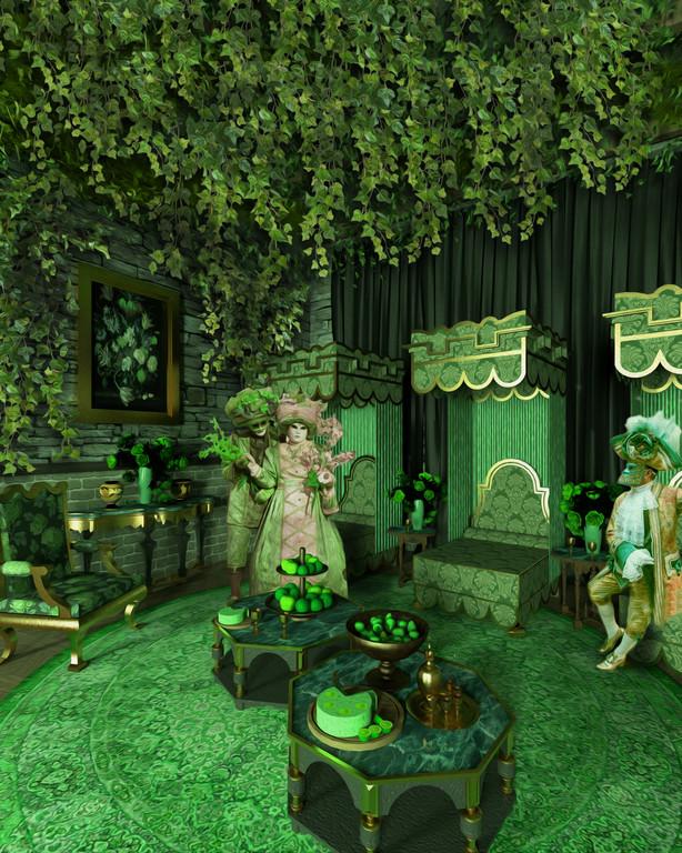 A Sala Verde