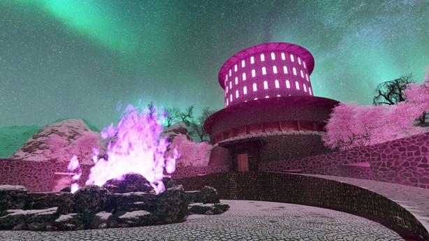 Templo da Luz Púrpura