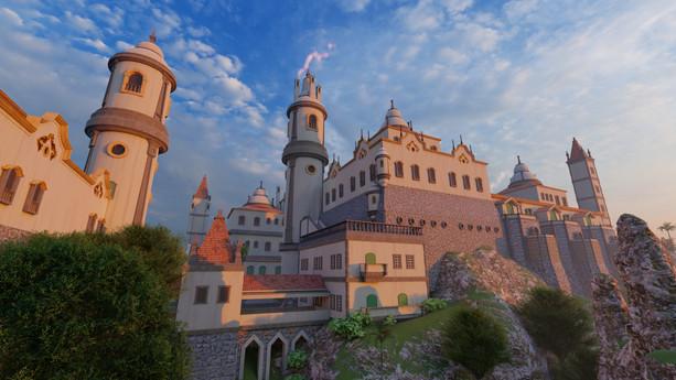 Castelo Barroco