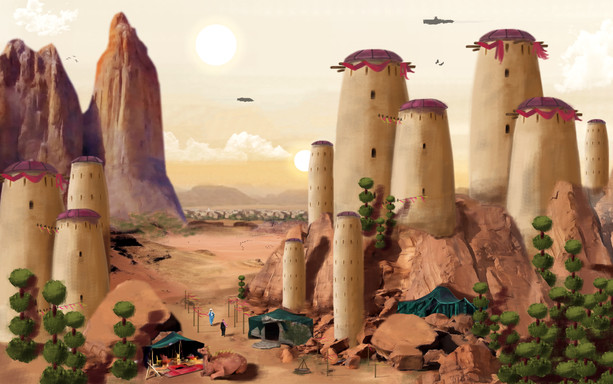 Cidade no Deserto