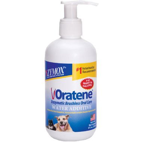Zymox Oratene Drinking Water Additives (8 oz) UK Stock