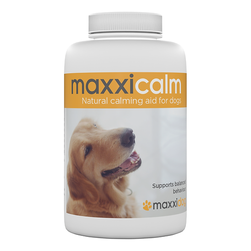 Maxxicalm calming aid for dogs 120 tablets