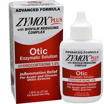 Zymox PLUS Otic (1.25oz) with Hydrocortisone (1.0%) UK Stock