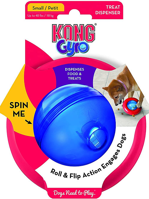 KONG Gyro Treat Dispensing Dog Toy