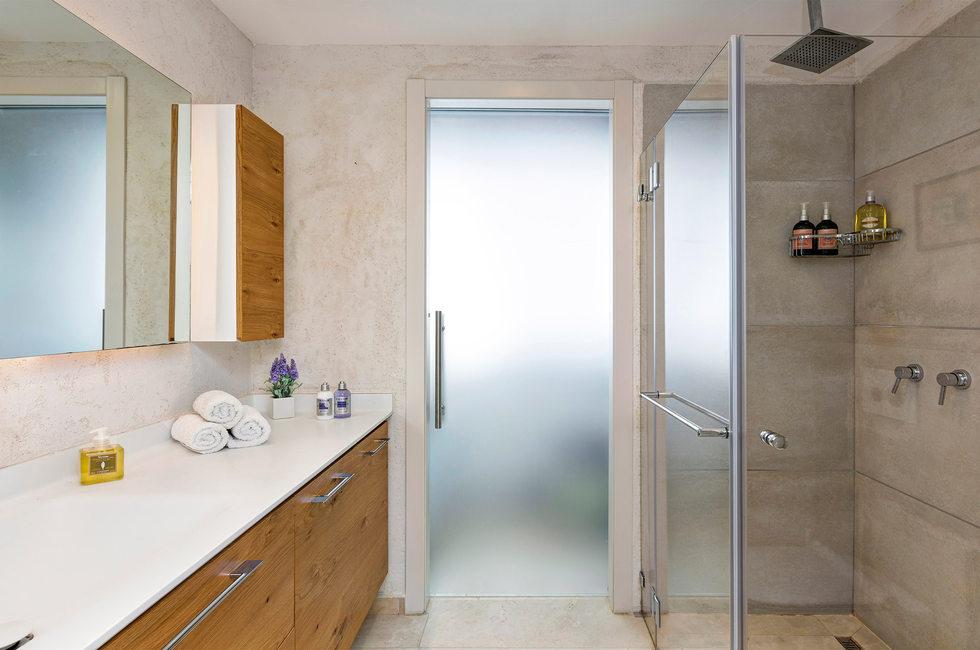 עיצוב חדרים רטובים