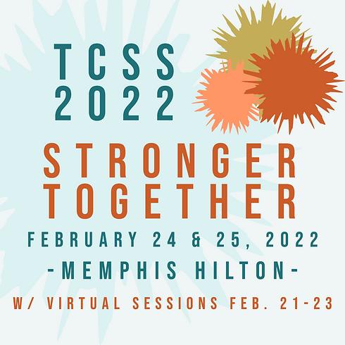 2022 TCSS Exhibitor Registration
