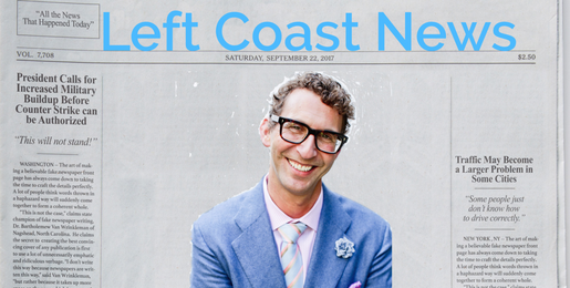 Left Coast News- 8.15.19