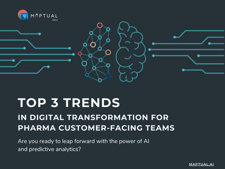 How pharma's customer-facing teams are transforming to digital
