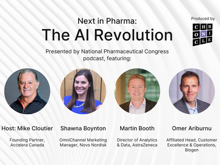 ODAIA Presents: Next in Pharma with Michael Cloutier