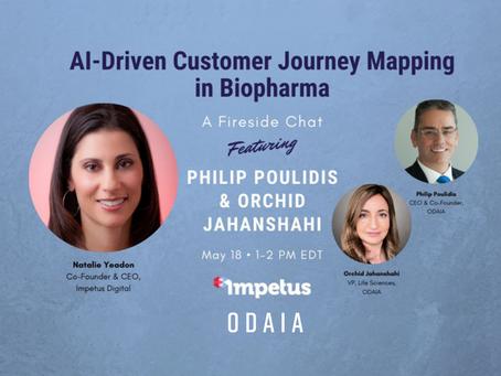 AI-Driven Customer Journey Mapping in Biopharma
