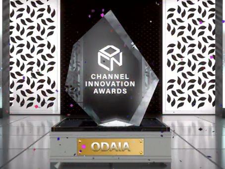 ODAIA Wins Emerging Technologies Guru Award at National Innovation Celebration