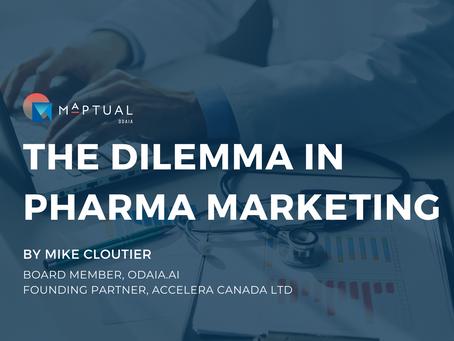 The Dilemma in Pharma Marketing