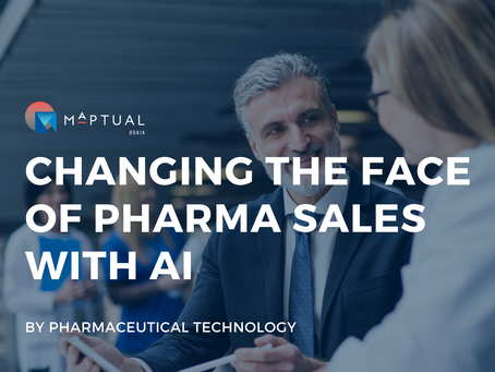 Changing the Face of Pharma Sales with AI